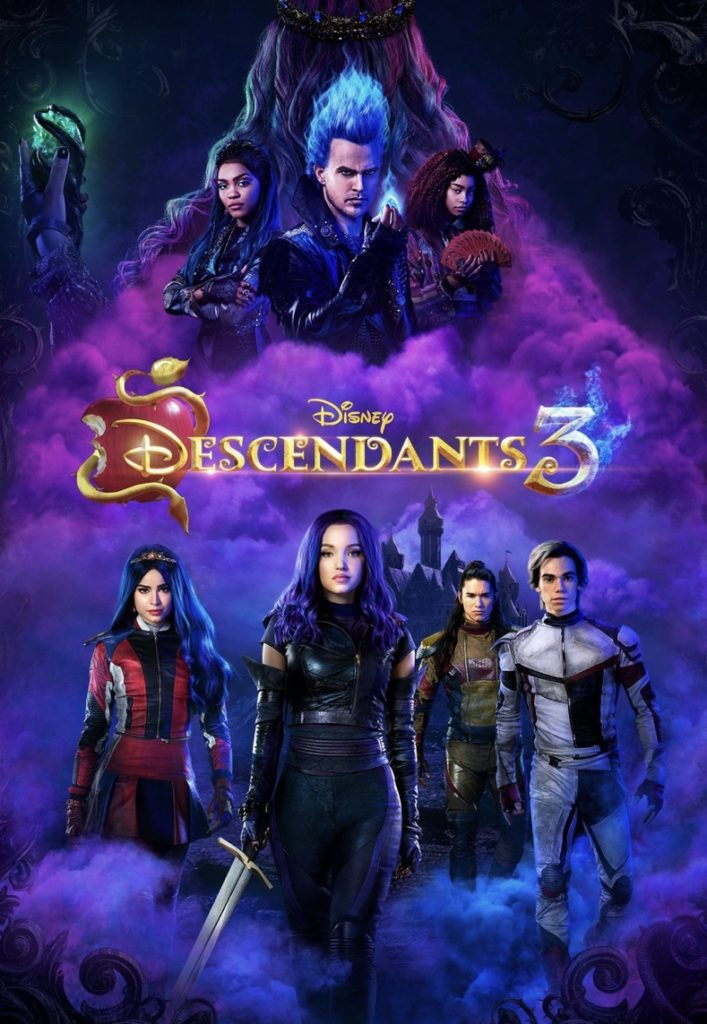 Descendants-Poster