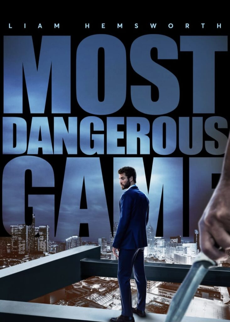 Most Dangerous Game Movie Poster